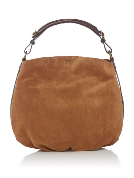 UGG Heritage tan hobo bag