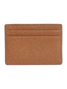 Michael Kors  Jetset travel tan card holder