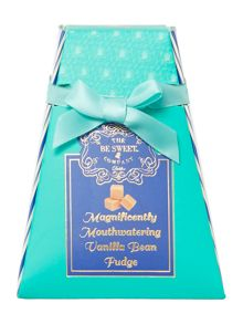 BE SWEET CO Vanilla bean fudge box 130g
