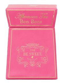 BE SWEET CO Afternoon tea, strawberries & cream 175g