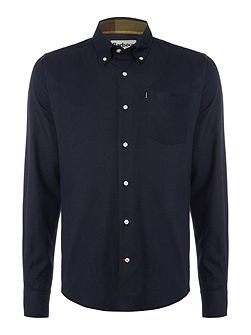 Barbour Long Sleeve Twill Shirt