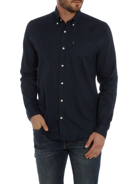 Barbour Barbour Long Sleeve Twill Shirt