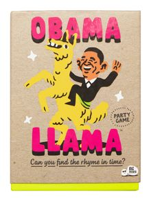 BIG POTATO Obama llama