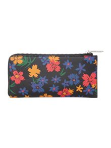 Paul Smith Floral multicolour large ziparound purse