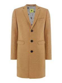 Noose and Monkey Wool Overcoat