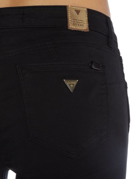 Guess Curve X Brushed Cotton Slim Fit jean