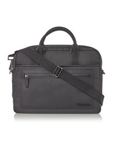 Calvin Klein Zone Nylon Laptop Bag