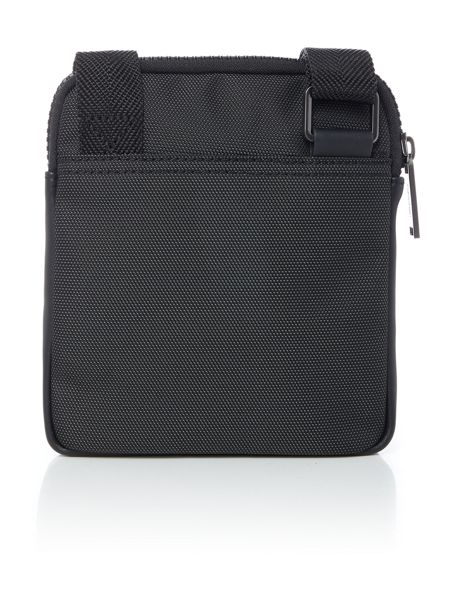 Calvin Klein Zone Nylon Small Flat Flight Bag