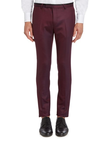Noose and Monkey Tuxedo Trousers