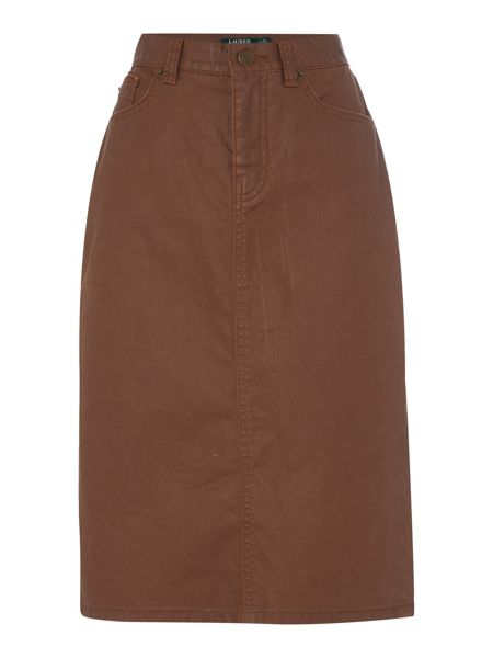 Lauren Ralph Lauren Jacquelie Pencil Skirt