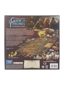 Esdevium Game of Thrones Board Game