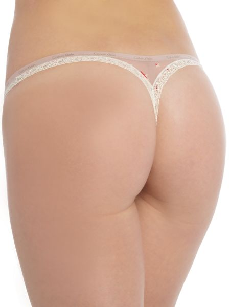Calvin Klein Boxed Bottoms up 3 pack thong