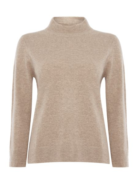 Repeat Cashmere Mock neck jumper