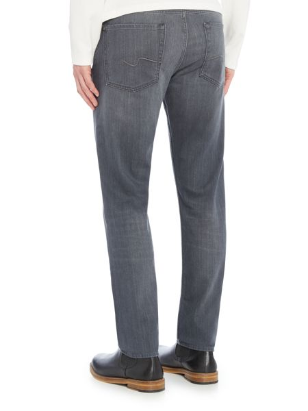 7 For All Mankind Slimmy foolproof avenue grey jeans