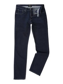 7 For All Mankind Slimmy cashmere california clean blue jeans
