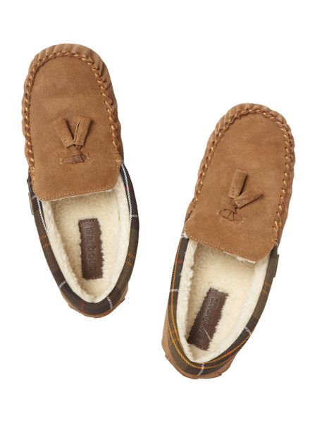 Barbour Alice moccasin slipper