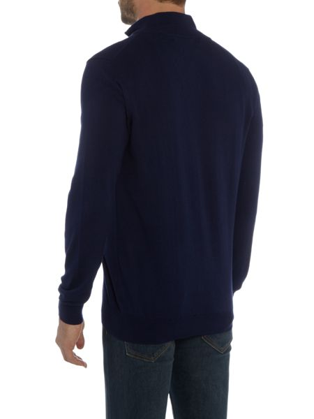 Lyle and Scott Merino ¼ Zip Jumper