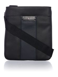 Tommy Hilfiger Solid Story Flat Crossbody Bag