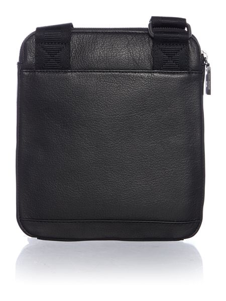 Tommy Hilfiger Business Leather Mini Flat Crossbody