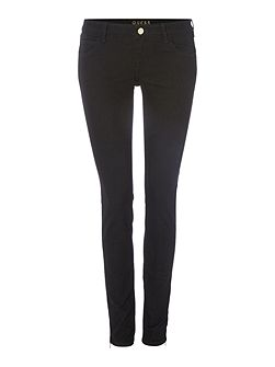Marylin zip ankle jean