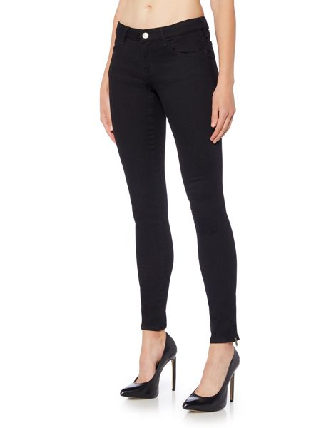 Guess Marylin zip ankle jean