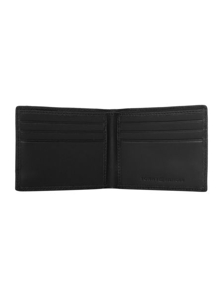 Tommy Hilfiger Exclusive Logo Story Bifold Wallet