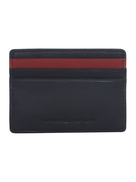 Tommy Hilfiger Colour Block Card Holder