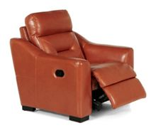La-Z-Boy Tara Leather Manual Recliner Chair