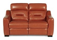 La-Z-Boy Tara Leather 2 Seater Static Sofa