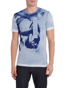 Calvin Klein Turbojet Regular fit short Sleeve T-Shirt