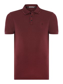 Parrot 1 slim fit polo s/s