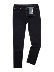 Calvin Klein Sculpted  slim - rinse blue jeans