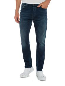 Calvin Klein Taper - blue valley jeans