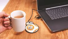 Blue Sky Studios BB-8 usb mug warmer