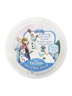 Miracle melting olaf (disney frozen)
