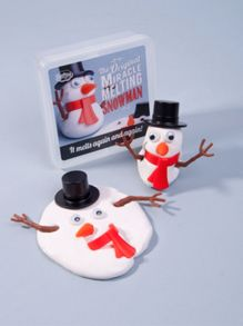 Blue Sky Studios Miracle melting snowman