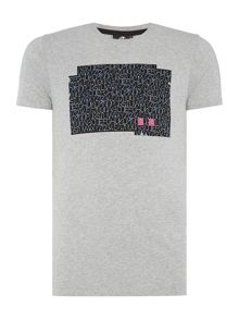PS By Paul Smith Stencil print t-shirt