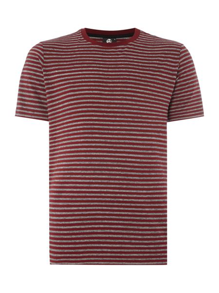 PS By Paul Smith Regular fit striped short-sleeve t-shirt