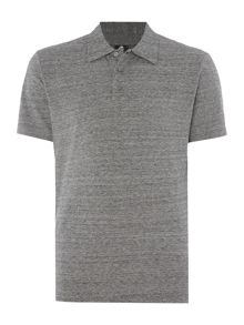 PS By Paul Smith Regular fit supima cotton short-sleeve polo shirt