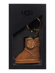 UGG Bailey boot tan keyring