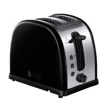 Russell Hobbs Legacy Black 2 Slot Toaster