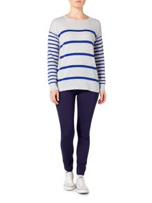 Dickins & Jones Dana Stripe Jumper
