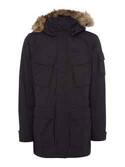 Glacier canyon parka jacket
