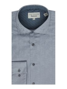 Ted Baker Ted Baker Slim Fit Tonal Camo Shirt