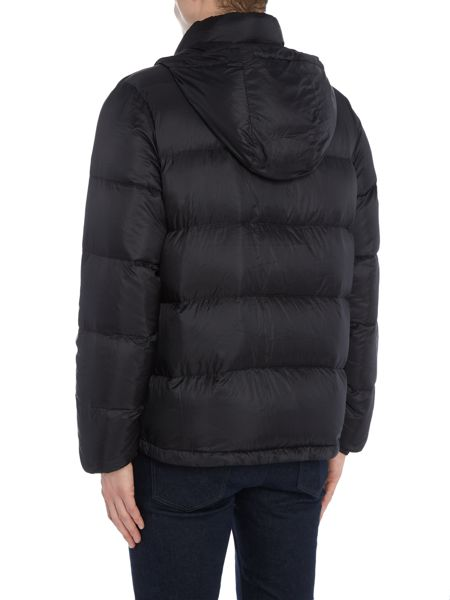 PS By Paul Smith Down padded hooded bomber jacket