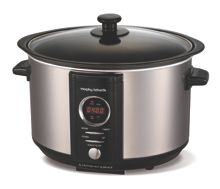 Morphy Richards Accents Digital 3.5l slow cooker brushed
