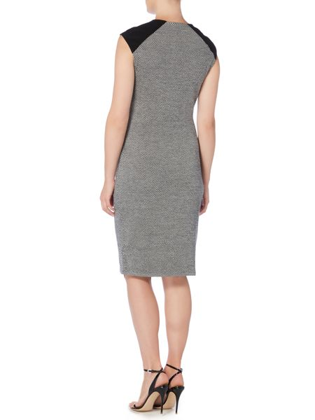 Lauren Ralph Lauren Angely Cap Sleeve Dress