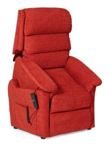 La-Z-Boy Avenger Fabric Nil Entrapment Chair