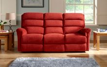 La-Z-Boy Avenger Fabric 3 Seater Static Sofa