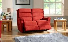 La-Z-Boy Avenger Fabric 2 Seater Manual Sofa
